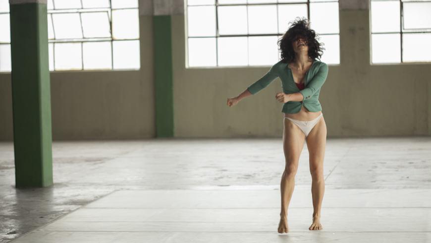 "Raquel Karro in ""Pendular"" von Julia Murat - Foto: © © Eduardo Amayo"