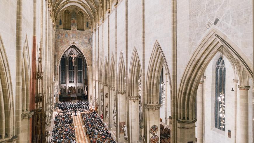 Kirchenmusik im Ulmer Münster