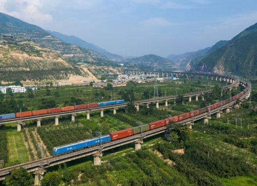 China Railways - Longhai-Linie