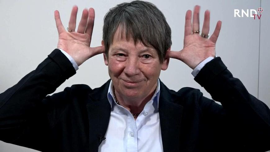 Umweltministerin Barbara Hendricks (SPD)