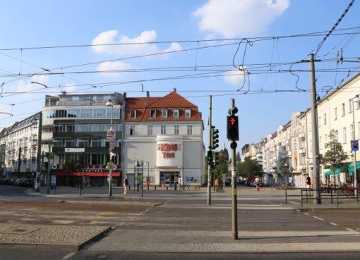 Antonplatz in Weißensee