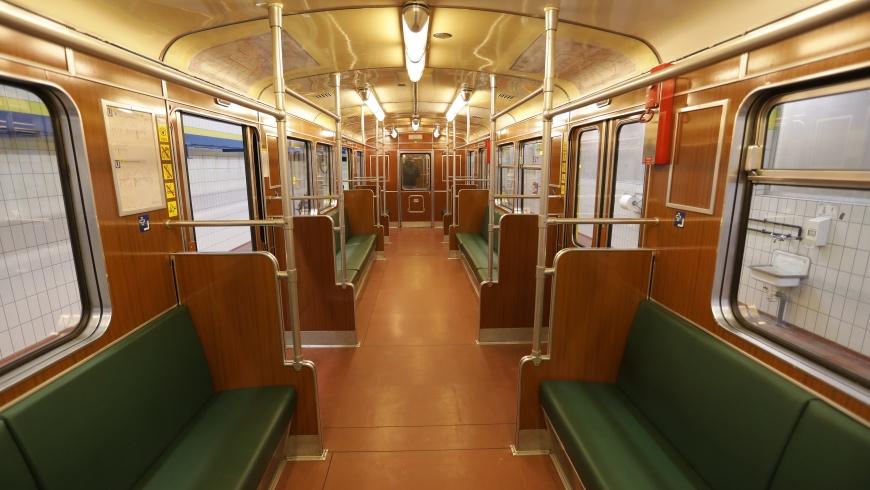"""Berliner U-Bahn Typ """"Dora"""""""