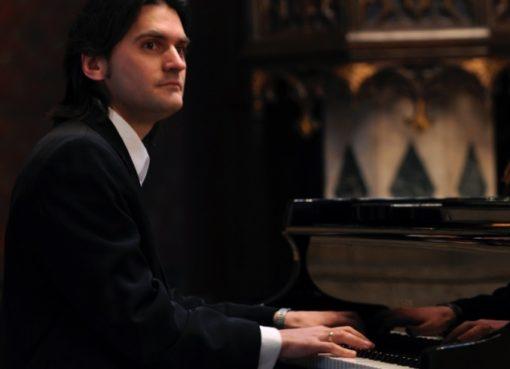 Pianist Evgeny A. Nikiforov