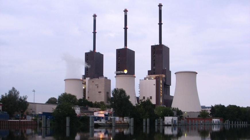 Heizkraftwerk Lichterfelde