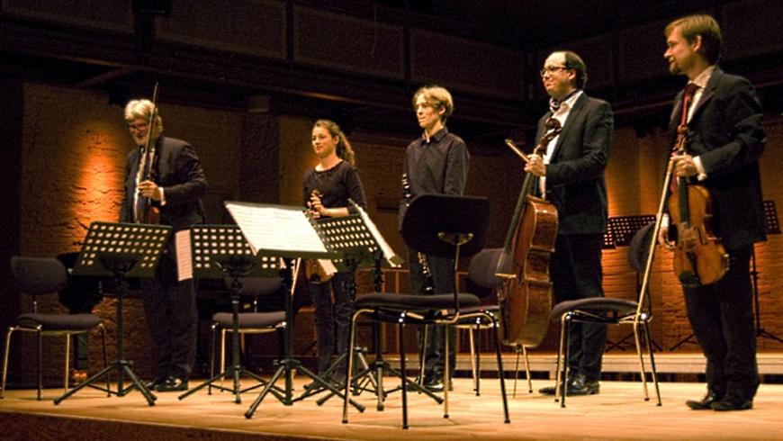 Konzert im Schloßtheater Rheinsberg