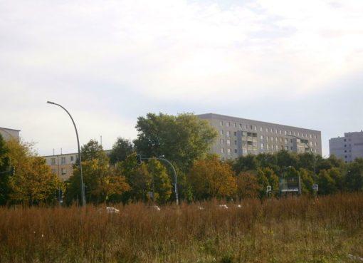 Michelangelostraße in Prenzlauer Berg