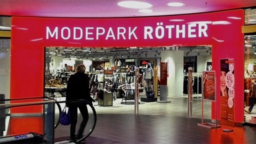 Modepark Röther im Hansa-Cente
