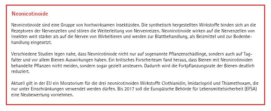 Infobox: Neonicotinoide