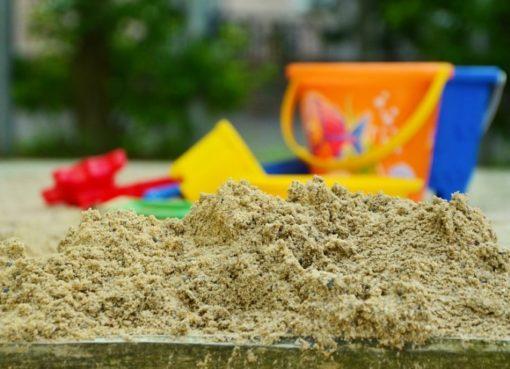 Spielsand - Hygieneplan