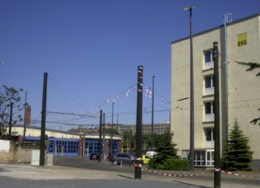 Tram-Betriebshof Weißensee