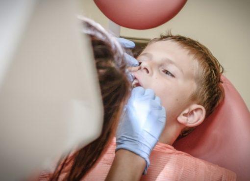 Zahnbehandlung bei Kindern