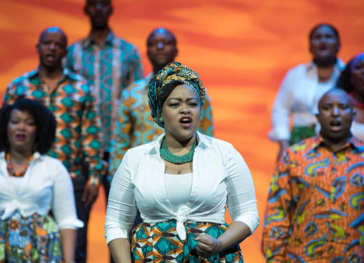 African Angels in der Berliner Philharmonie