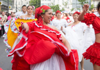 Karneval der Kulturen 2016: Grupo Peru