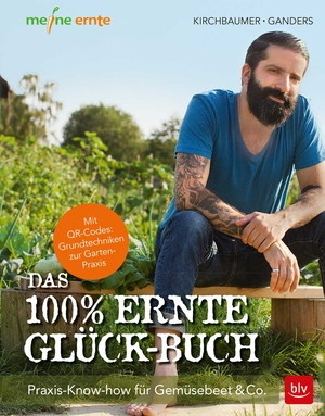 100% ERNTE GLÜCKS-BUCH