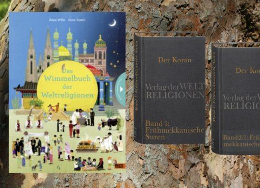 Vom Wimmelbuch der Weltreligionen zum Koran