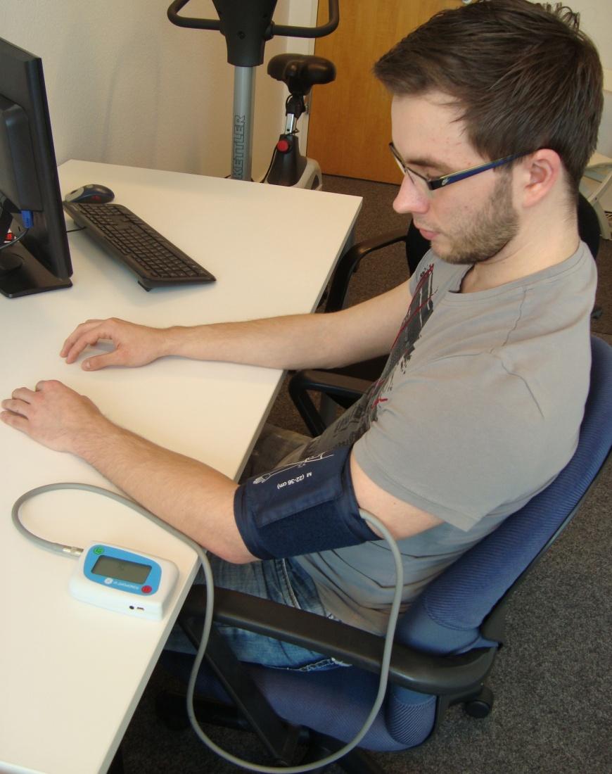 PAR Blutdruckmessung