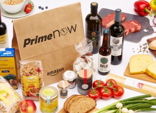basics und Kochhaus bei Prime Now