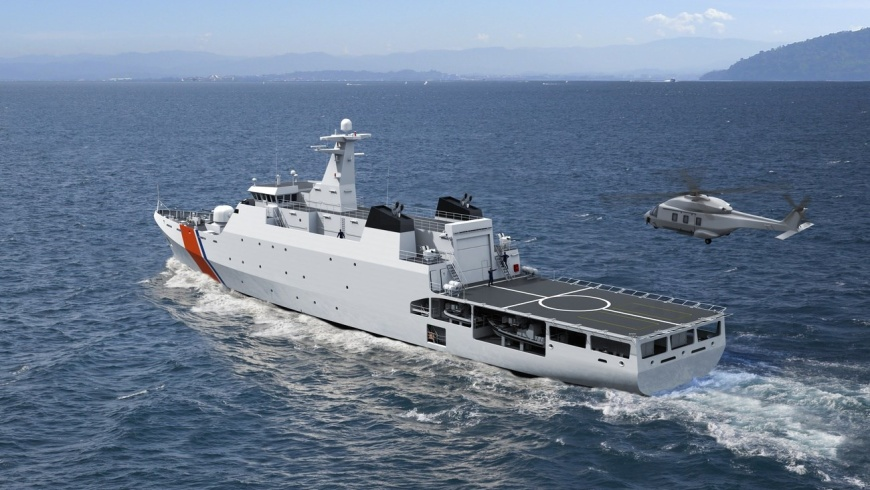 Offshore Patrol Vessel 2400