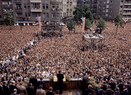 Rede von J.F. Kennedy am 26.6.1963