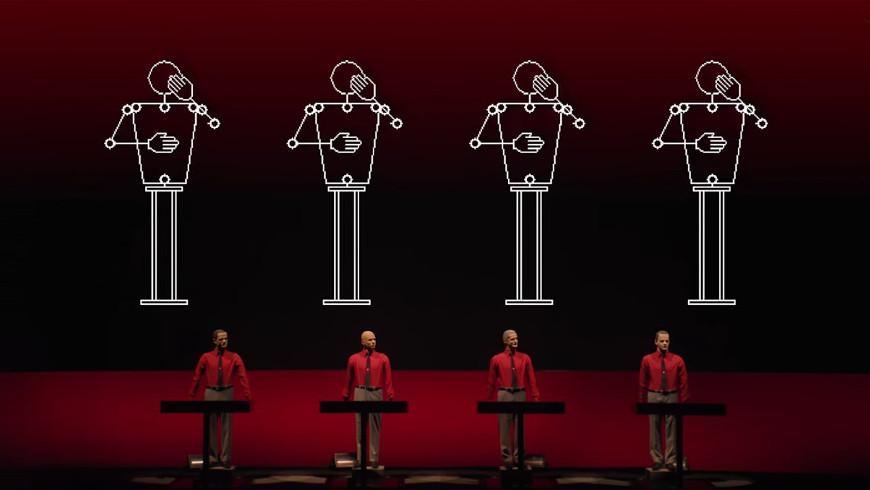 Kraftwerk: 3D Der Katalog
