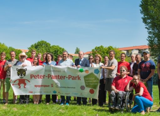 Peter Panter Park am 18.5.2017