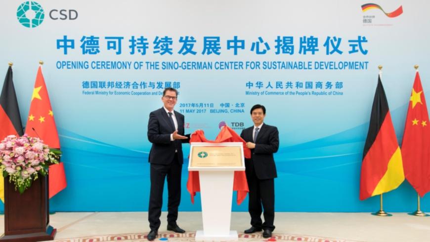 Eröffnungszeremonie in Peking