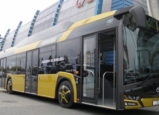 Bus Solaris Urbino 12 CNG