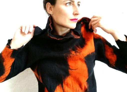 Lena Lukjanova, Textile Art Berlin 2017