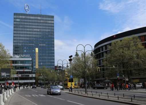 Europacenter in der City-West