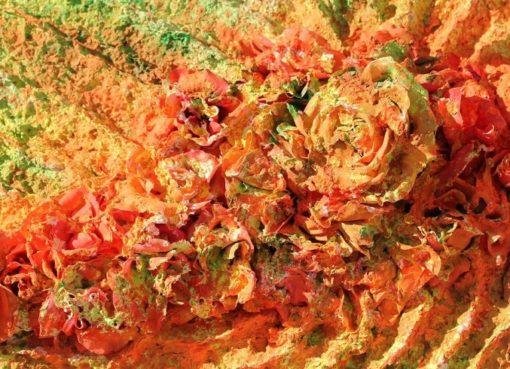 Ina Kunz: Flowers, 2010