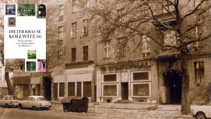 Haus Kollwitzstraße 66 um 1958