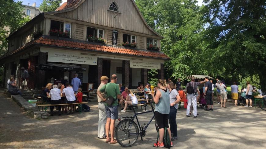 Parkwächterhaus am Lietznsee