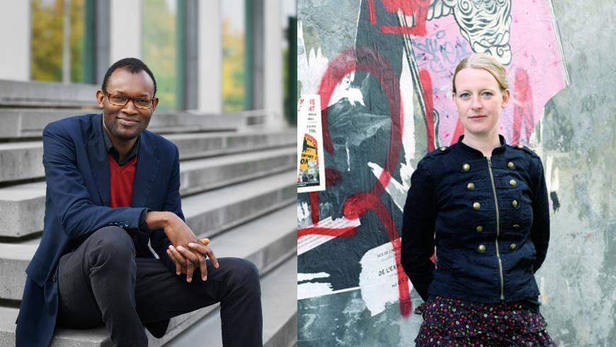 Fiston Mwanza Mujila | Katharina Meyer