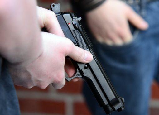 Schusswaffe Beretta Halbautomatik