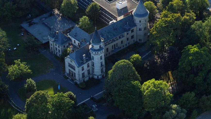 Haus Carstanjen in Bad Godesberg