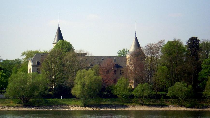 Haus Carstanjen in Plittersdorf