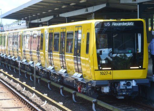 U-Bahn vom Typ IK