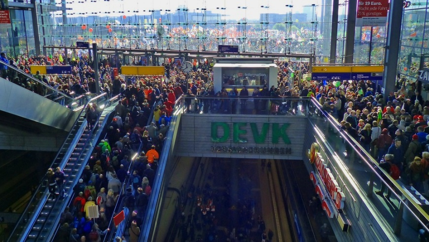 Berlin: Metropole der Interkultur
