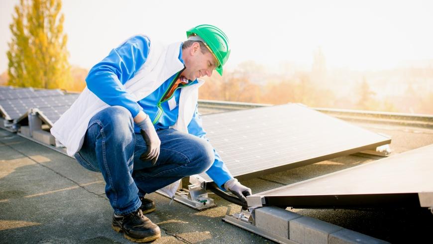 Photovoltaikanlage Pankow