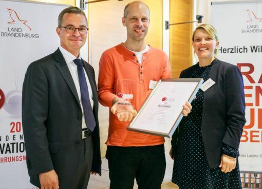 Innovationspreis für Bäckerei Vollkern
