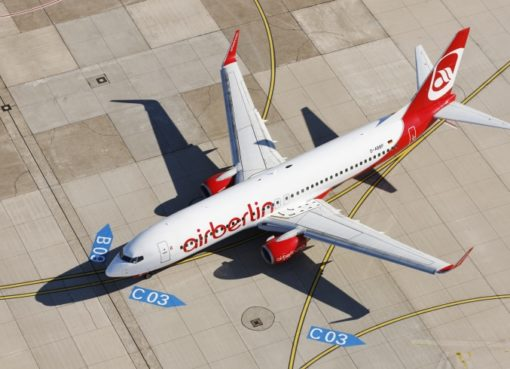 air berlin Boeing B 737-800