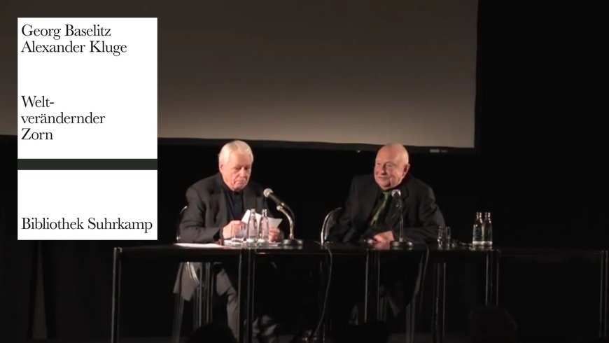 Baselitz/Kluge: Zorn