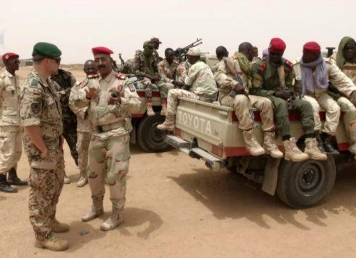 MINUSMA: Bundeswehr im Niger