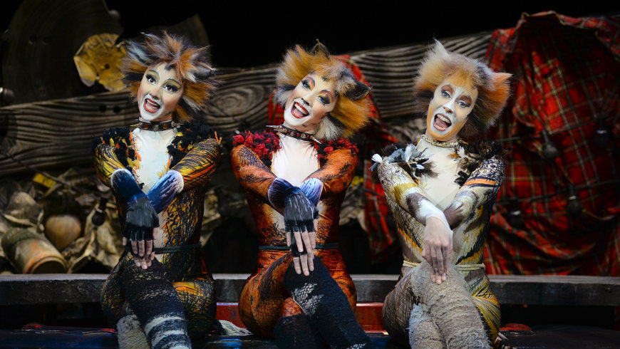 CATS – The Original is Back