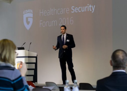 G DATA Healtcare Security Forum