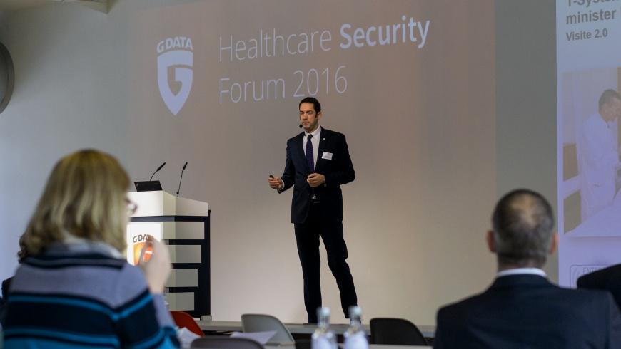G DATA Healtcare Security Forum