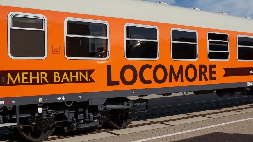 Locomore D-Zug-Waggon