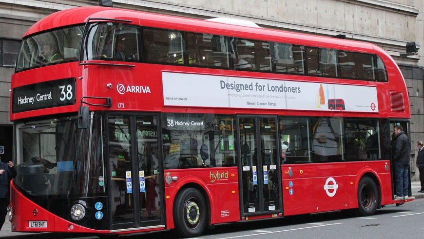 New London Bus
