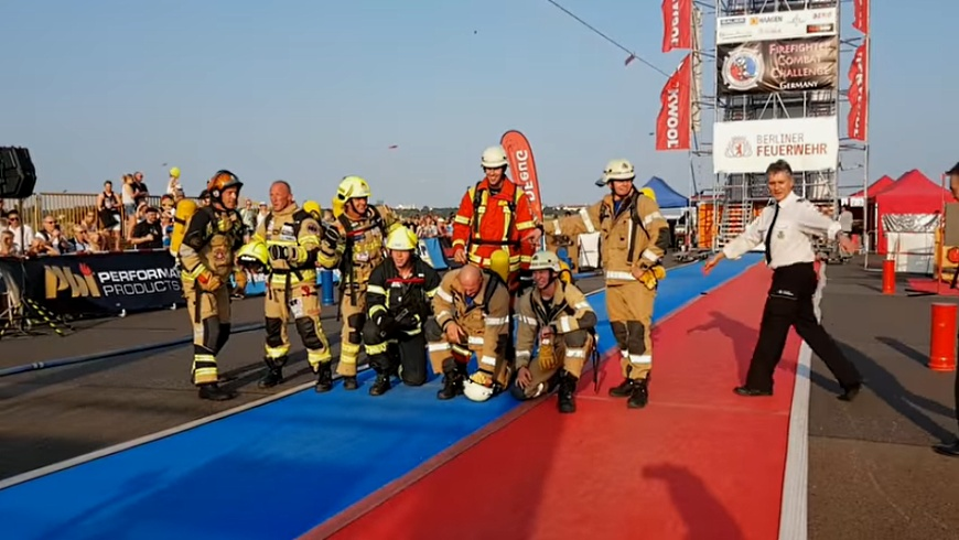 Berlin Firefighter Combat Challenge