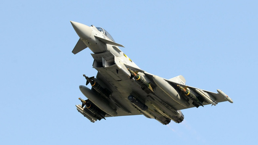 RAF Eurofighter Typhoon